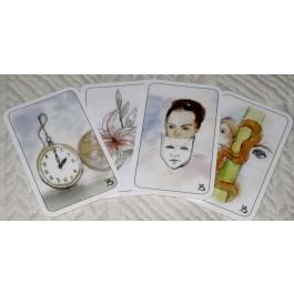 Brittas Zigeunerkarten Zigeuner Kartendeck