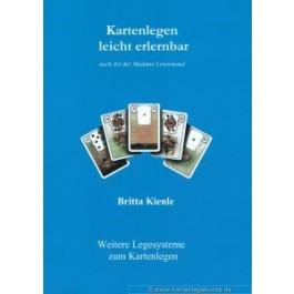Weitere Legesysteme Kartenlegen leicht erlernbar Buch
