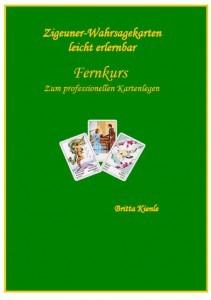 Zigeunerkarten Wahrsagekarten Fernkurs zum professionellen Kartenlegen