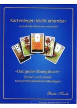 Großes Lehrbuch Übungsbuch Lenormand Lehrbuch Madame Lenormand einfach lernen