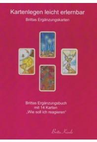 Brittas Ergänzendes Buch zum Kartenegen leicht erlernbar