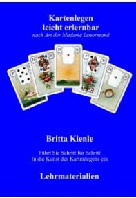Kartenlegen lernen Einzellektion Lenormand Fernkurs I