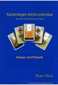 Häuser und Rösseln (Buch) Kartenlegen lernen