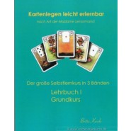Selbstlernkurs Lehrbuch I - Grundkurs (Softcover)