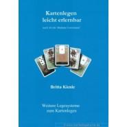 Weitere Legesysteme zu allen Kartendecks verwendbar (Ebook)