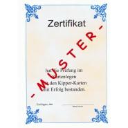 Kipperkarten - Fernkurs Prüfung (Ebook)