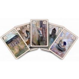 Brittas Wahrsagekarten Kartendeck Lebenshilfe