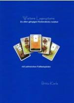 Ergänzungsbuch, weitere Bücher zum Thema Kartenlegen weitere Legesysteme