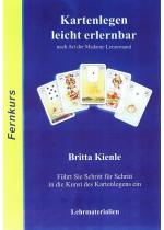 Kartenlegen leicht lernen Fernkurs Ebook