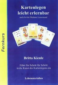 Lenormand lernen Fernkurs II Kartenlegen leicht gemacht