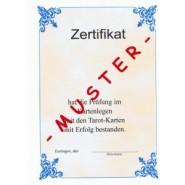 Tarot Fernkurs Prüfungslektion (Ebook)